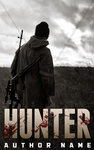 Adventures-book-cover-hunter-jungle-gun-man