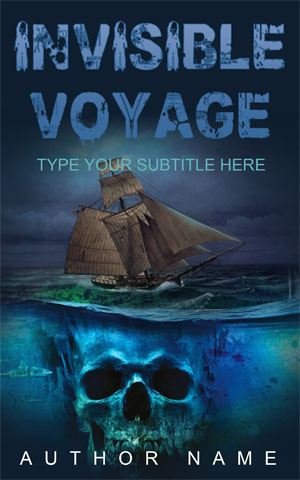 Adventures-book-cover-Voyage-sea-boat-island