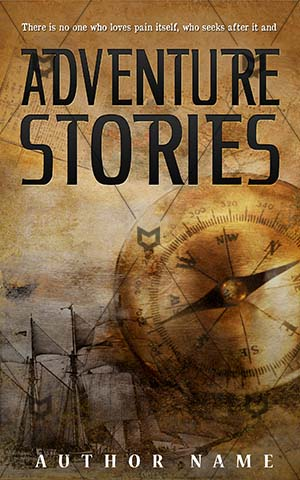 Adventures-book-cover-Old-Book-Adventure-Stories-Travel-around-the-world-adventures-Illustration-Navigation-Compass-Map-History-Explore-Ancient