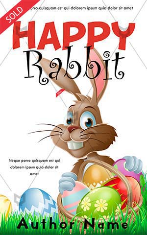 Children-book-cover-kids-animal-rabbit-story