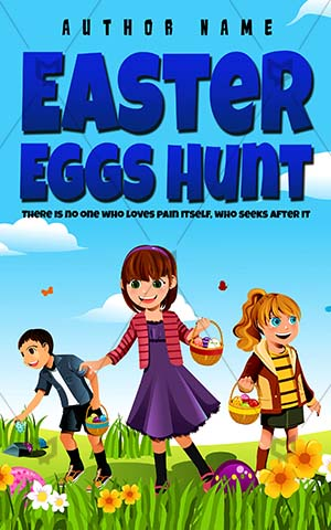 Children-book-cover-easter-hunt-eggs