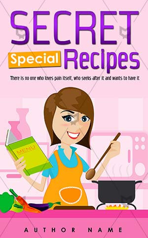 Children-book-cover-cookbook-special-recipes