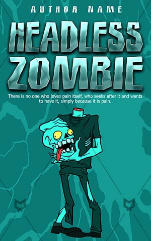 Children-book-cover-cartoon-scary-zombie
