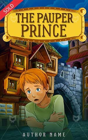 Children-book-cover-prince-pauper-kids