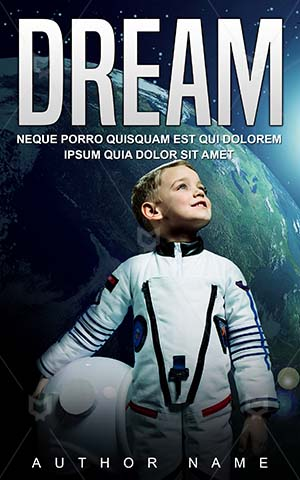 Children-book-cover-Space-Dream-Child-covers-Kid-Discover-Astronomy-Explorer-design-Proud-Spaceman