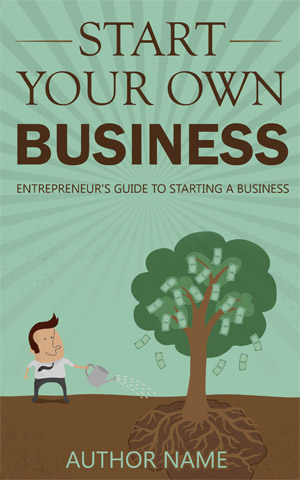 Educational-book-cover-Nonfiction-business-entrepreneur