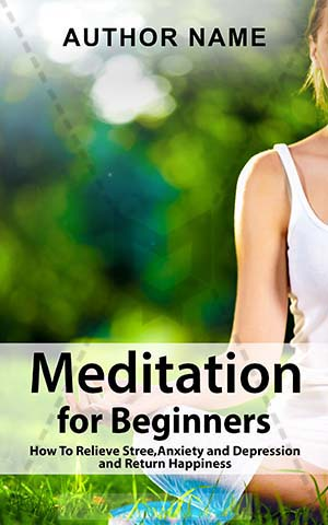Educational-book-cover-meditation-relaxing-yoga