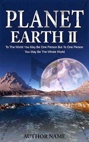 Educational-book-cover-earth-beautiful