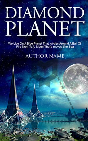 Educational-book-cover-blue-diamond-planet