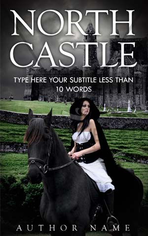 Fantasy-book-cover-Castle-queen-princess-horse