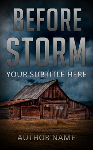 Fantasy-book-cover-storm-house-farm-fiction
