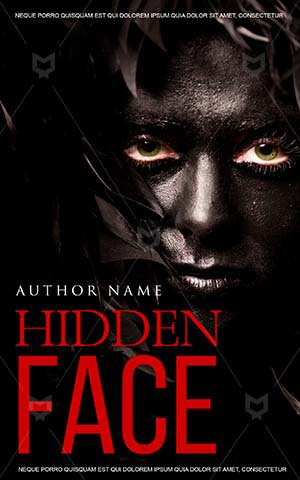 Fantasy-book-cover-mask-scary-military-face