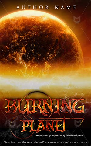 Fantasy-book-cover-burning-fiction-world