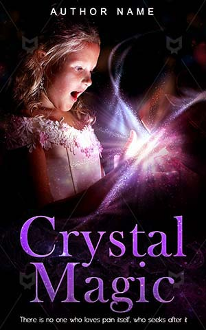 Fantasy-book-cover-crystal-power-magic