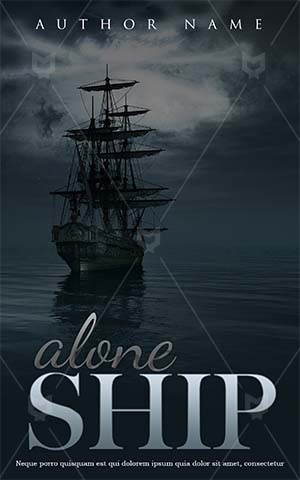 Fantasy-book-cover-scary-horror-ship-sea