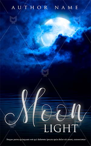 Fantasy-book-cover-night-river-moon