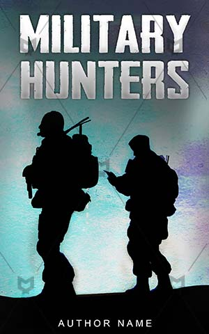 Fantasy-book-cover-army-hunting-mission