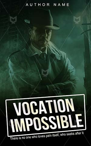 Fantasy-book-cover-vocation-agent-impossible