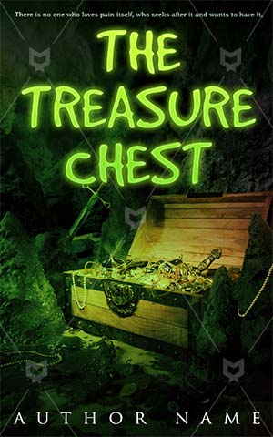 Fantasy-book-cover-fiction-treasure-scary