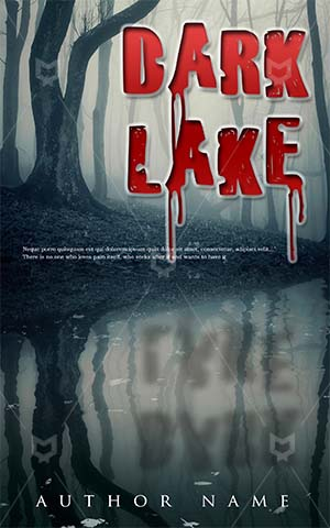 Fantasy-book-cover-horror-scary-jungle-lake