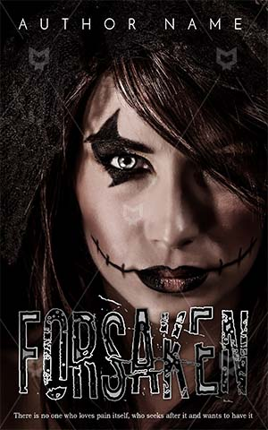 Fantasy-book-cover-romance-scary-horror-zombie-mask-Halloween