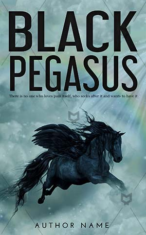 Fantasy-book-cover-black-horse-pegasus