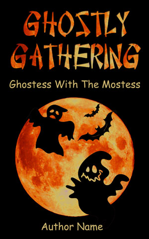 Fantasy-book-cover-Ghost-horror-Halloween-moon