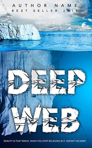 SCI-FI-book-cover-deep-dark-web-science