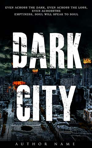 Fantasy-book-cover-horror-story-city-dark
