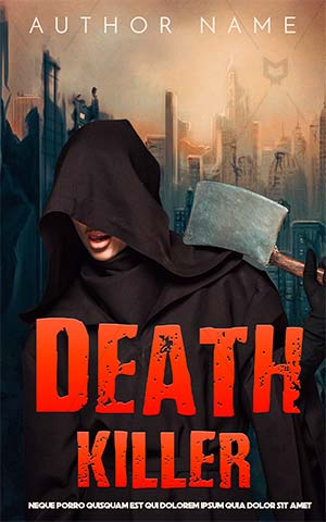 Fantasy-book-cover-death-scary-knife-secret-killer-fantasy-gangster-premade-covers-dark