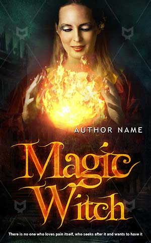 Fantasy-book-cover-woman-Magic-Witch-Beautiful-Fire-Magical-covers-Fairy-Witchcraft