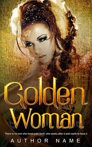 Fantasy-book-cover-Gold-Golden-Lady-Glamour-girl-Book-covers-for-girls-Beauty-Woman-Pretty-Passion