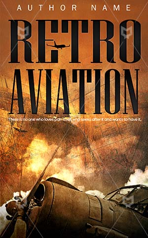 Fantasy-book-cover-Plane-Old-Aviation-Retro-Grunge-background-Metal-Field-Detail-Vintage-Engine-Strong-Military-Iron-Wheel
