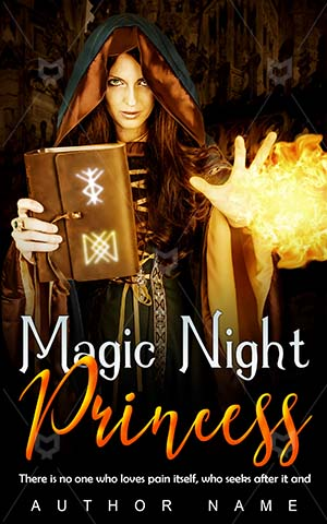 Fantasy-book-cover-Princess-Pretty-Night-Beauty-Star-Magic-Lady-Light-Dark-Gorgeous-Premade-covers-fantasy