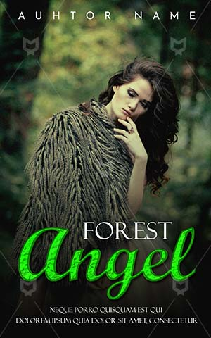 Fantasy-book-cover-Romantic-Woman-Jungle-Beautiful-Nature-Outdoor-Romance-Angle-Princess-Forest-Angel-Book-Covers
