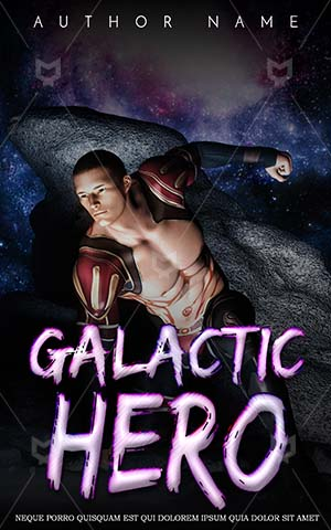 Fantasy-book-cover-Space-Man-Science-Fiction-Soldier-Thrillers-Book-Covers-Cougar-Superhero