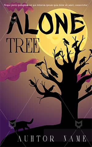 Horror-book-cover-halloween-scary-tree-moon