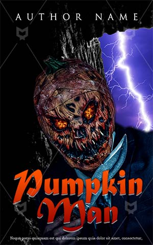 Horror-book-cover-scary-spooky-halloween-mask-killer-pumpkin-zombie