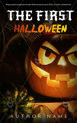 Horror-book-cover-halloween-pumpkin-scary-party