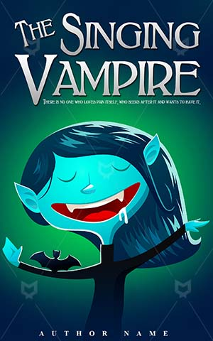 Horror-book-cover-singing-vampire-halloween