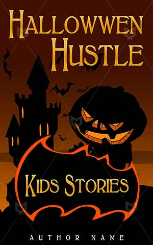 Horror-book-cover-halloween-hunted-kids