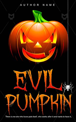 Horror-book-cover-evil-pumpkin-scary