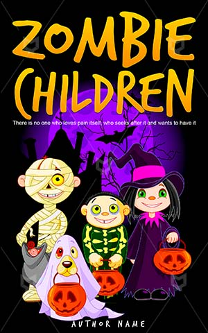 Horror-book-cover-children-zombie-scary