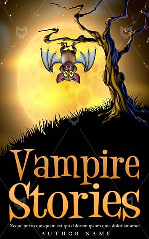 Horror-book-cover-vampire-kids-stories