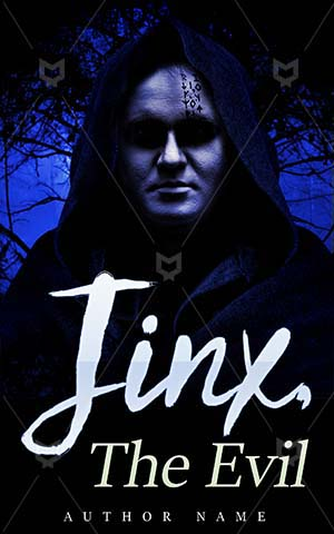 Horror-book-cover-evil-jinx-scary