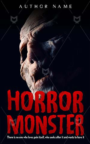 Horror-book-cover-spooky-horror-monster