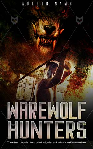 Horror-book-cover-hunters-warewolf-scary