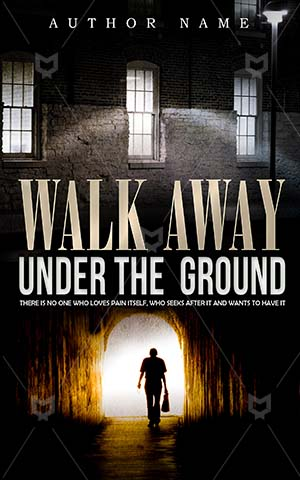 Horror-book-cover-walk-scary-ground