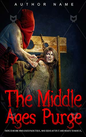 Horror-book-cover-killer-middle-execution