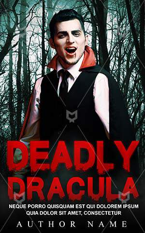 Horror-book-cover-Dracula-Scary-Vampire-Person-Fear-Cape-Creepy-Night-Dark-Halloween-Deadly